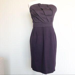 Anthropologie Deletta Fukuoka Strapless Dress Sz M